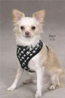 Reflective Dog Harness Casual Canine   See in the Dark