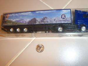 Lowenbrau Beer Semi Tractor Trailer GERMANY New #3