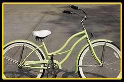 Beach Cruiser Bike Bicycle Micargi Tahiti 26 Lady women
