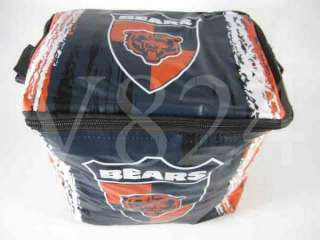 NFL Chicago BEARS Ice Chest Lunch Box Cooler Bag