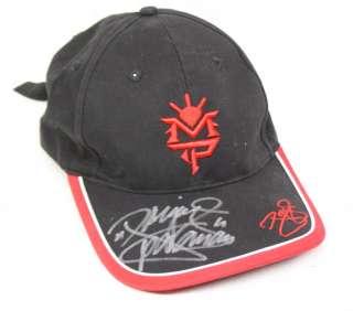 MANNY PACQUIAO SIGNED AUTOGRAPHED CAP HAT PSA/DNA #Q28948