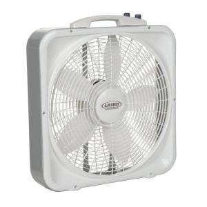 Box Fan from Lasko     Model#3755