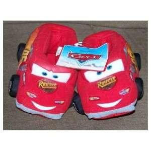 Disney Pixars CARS Lightning McQueen boys Red Slippers