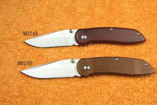 New Bee Enlan High Quality Steel Folding Knife M024B