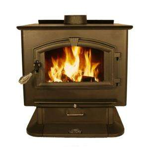 US Stove 3000 sq.ft. Extra Large EPA Certified Wood stove at The Home