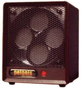 PELONIS B 6A1 1500W 5200btu CERAMIC DISC SPACE HEATER 750545719430