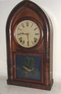 1890 E.N. Welch BeeHive Shelf Clock