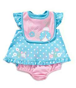 Summer Creepers & Diaper Sets for Baby Girls  Bodysuits & Onesies