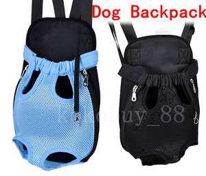 G3704 Nylon Pet Dog Carrier Backpack Bag Any Net