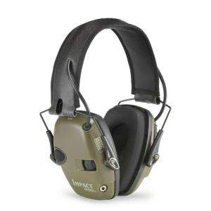 Management/Amplification Electronic Earmuffs R 01526 at The Home Depot