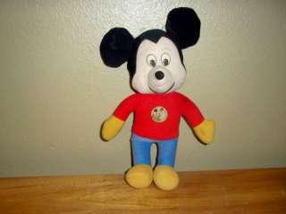 Knickerbocker 1976 Walt Disneys Mickey Mouse Club Doll