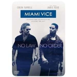 Miami Vice (Steelbook)  Jamie Foxx, Colin Farrell, Gong Li