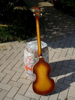 1966 Hofner 500/1 Beatle Bass