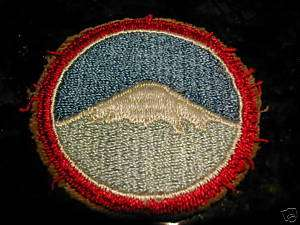 Post WWII U.S. Army Far East Command Patch.