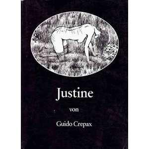 Justine  Guido Crepax, Editions Belrose, Michael