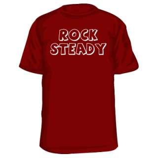 ROCK STEADY CREW T SHIRT COOL HIP HOP VINTAGE SIZE L