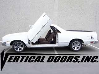Chevy El Camino 78 87 Lambo Kit Vertical Doors 79 80 81