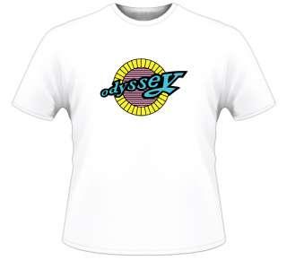 Odyssey BMX Bike Retro Logo T Shirt