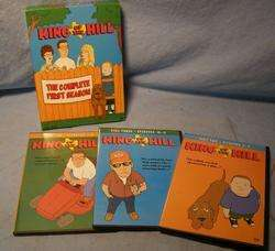 KING of the HILL   DVD set   COMPLETE 1st SEASON new