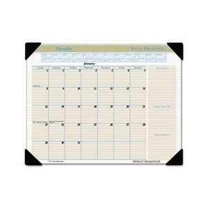 At a Glance visual Organizer Recycled Executive Desk Pad
