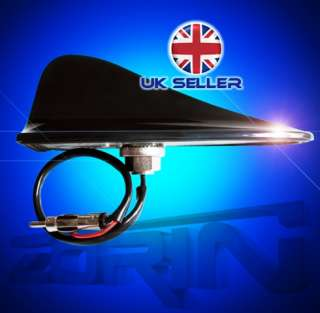 BLACK SHARK FIN GPS AERIAL BMW SERIES 1 3 5 6 7 M3