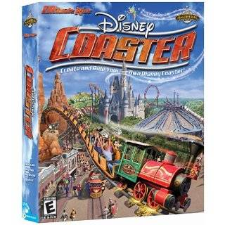 Ultimate Ride Coaster Disney Edition