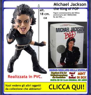 MICHAEL JACKSON BAD Figure Collector by YAMATO RARA