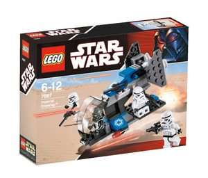 LEGO Star Wars Imperial Dropship 7667 0673419102582