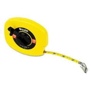 Great Neck 100E   English Rule Measuring Tape, 3/8 W x