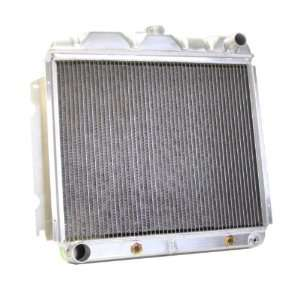 Griffin 5 567GB FAX Aluminum Radiator for Dodge Charger