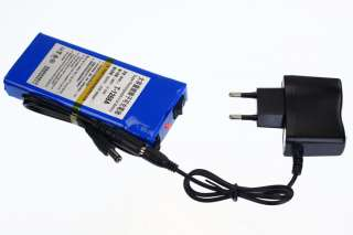 Batterie 6800mAh lithium ion Rechargeable 12V