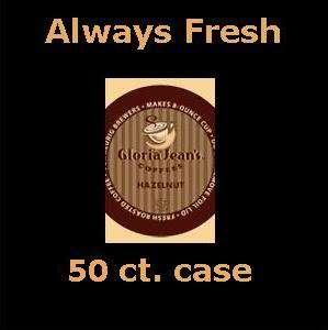 48 K cups Gloria Jean Coffee & Tea, Keurig K cup U Pick