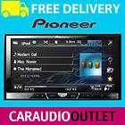 Pioneer AVH 3400DVD Car CD DVD  Stereo Player USB Aux iPod iPhone 7