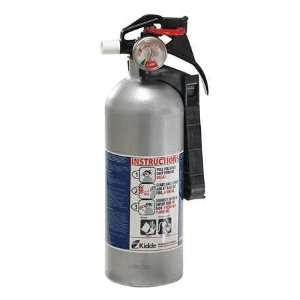 KIDDE 21006287 Auto Fire Extinguisher,2 LB,Aluminum