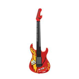 Disney Pixar Cars 2 Electric Guitar   First Act 1001245   Gifts