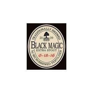 Fertilizer Black Magic Extra Stout Quart  Kitchen & Dining