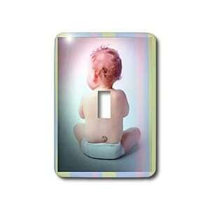 Susan Brown Designs People Themes   Diaper Baby   Light Switch Covers