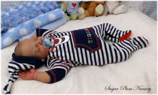 SUGAR PLUM NURSERY ~ REBORN BOY DOLL *NICO* BY GUDRUN LEGLER