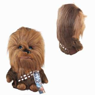 Star Wars Chewbacca 30cm Genuine Soft Stuffed Plush Doll Toy