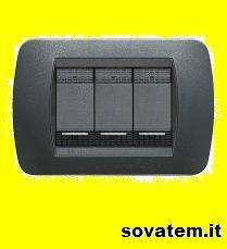 bticino living international termostato ambiente l4441