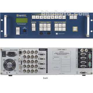 Analog Way EVX 8022 EventiX 8x2 Mixer / Seamless Switcher   A/B Bus