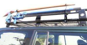 48 HI LIFT JACK **PLUS** ROOF RACK JACK &SHOVEL HOLDER