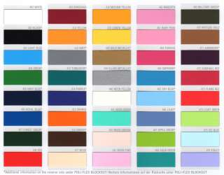 Penta Paints Colour Chart Download