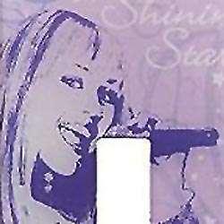DISNEY HANNAH MONTANA Girls Light Switch Plate Sticker