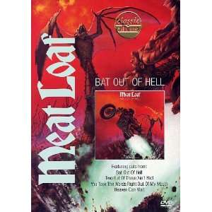 Meat Loaf   Bat Out Of Hell   IMPORT: Movies & TV