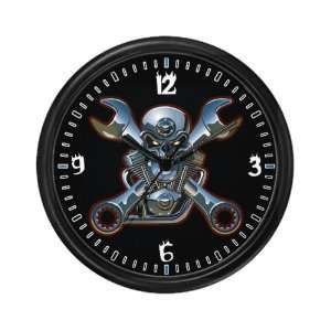 Wall Clock Motorhead Skull Wrenches: Everything Else