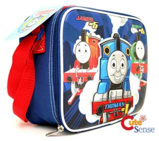 Thomas Tank Engine School Lunch Bag / Food Case 3D Face