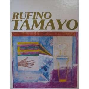 Rufino Tamayo: Rufino Tamayo: Books