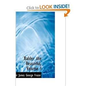 Soul: Sir James George Frazer: 9781426459191:  Books