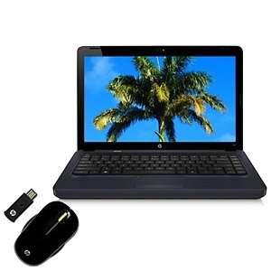 HP 15.6 LCD AMD Athlon II Dual Core, 3GB RAM, 320GB HDD Laptop Bundle